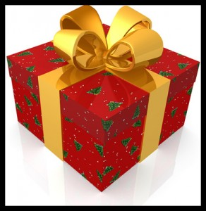 end of the year gift…