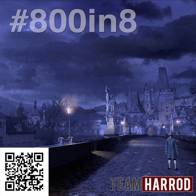 #800in8 #HarrodRallyTime
