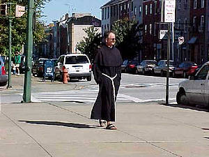 why I choose to walk to church