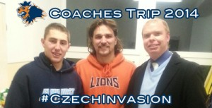 COACHES TRIP 2014