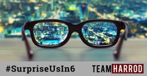 #SurpriseUsIn6 – Why it is so GREAT being in the States to raise support?